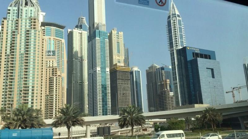 Дубаи. Эмираты