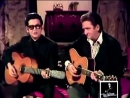 Roy Orbison Crying, Oh Pretty Woman Live On Johnny Cash Show 1969