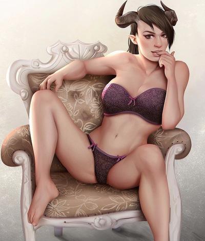 Секс в картинках фэнтези вконтакте, фото секс куклой