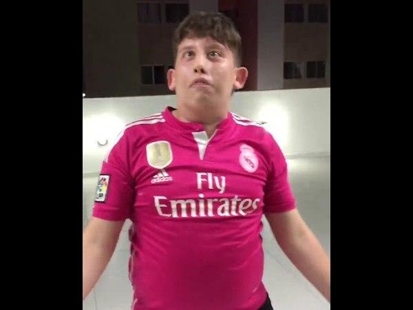 Claudin Pipocado CR7 real Madrid