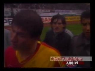 Lig Özetleri - 1987 - 1988 Sezonu - 10. Hafta - Beşiktaş 2 - 2 Galatasaray