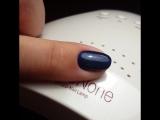 А это синий с микроблеском, и он мне очень нравится)
