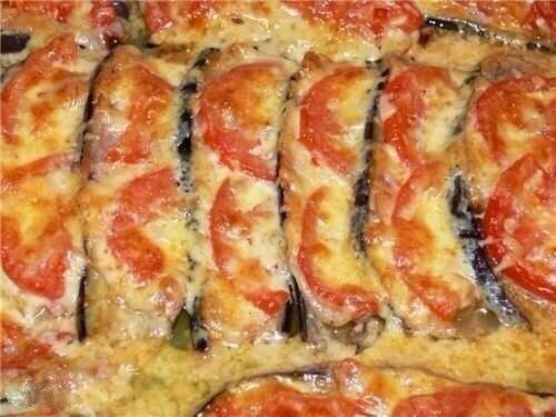Подборка рецептов с баклажанами