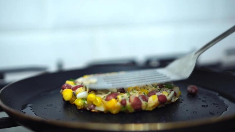 Овощные котлеты со сливками ¦ Vegetable cutlets