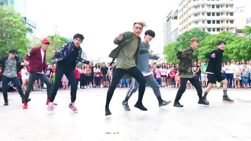 [KPOP IN PUBLIC CHALLENGE] BTS (방탄소년단) MIC Drop - Dance Cover - B.K.A.V