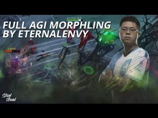 Full agi Morphling by EternalEnvy