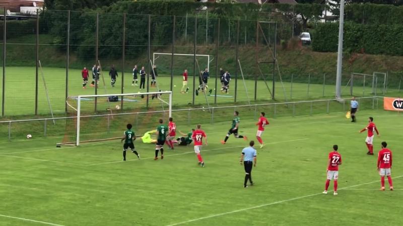 38′ 2 1 Ребров отбивает пенальти Со второй попытки словенский нападающий забивает