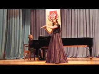 Карабешкина Дана - Алябьев