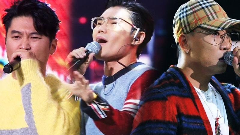 김범수 X 다이나믹듀오, 소장해야 할 라이브 'Good Love' 《Fantastic Duo 2》 판타스틱 듀오 2 EP37