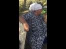 узбекская бабка жжет