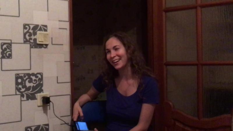 Эльвира Калислямова с песней Уитни Хьюстон