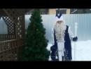 Поздравление от Деда Мороза С Новым 2018 годом и Рождеством