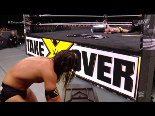 Aleister Black vs Adam Cole - NXT TakeOver: Philadelphia - Extreme Rules Match