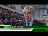 ТК «ОРТ планета» о турнире по волейболу памяти В.Н. Григорьева.