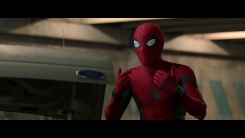 Активировать протокол допроса с пристрастием Человек-паук- Возвращение домой. 2017.mp4