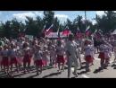 Школа студия ВЫСОТА Шествие на День города