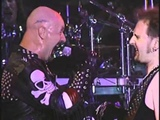 Halford Nailed To The Gun en vivo Rio '01