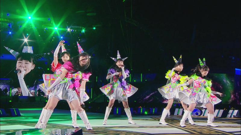 Momoiro Clover Z - BIRTH Ø BIRTH [Haru no Ichidaiji 2014]