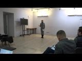 Отзыв Мария Странадко курс ораторского мастерства Антон Духовский ORATORIS