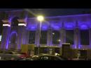Подсветка фасада Филармонии
