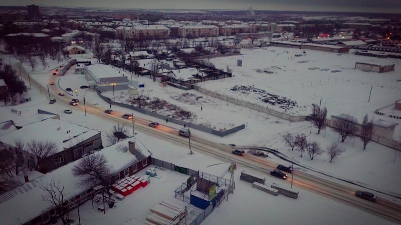 Движение на Лиховской... немного опоздал на пробку 19.03.2018