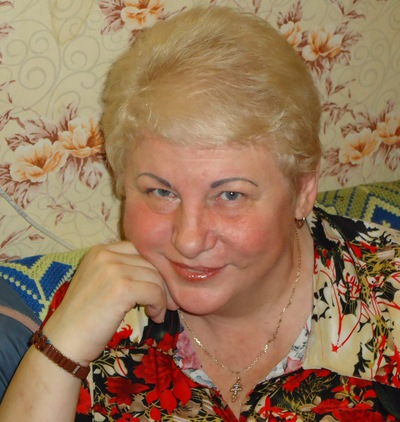 Лилия Старшинова