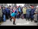 Древняя тувинская игра Хендирбе хагары (надо сломать грудной позвонок животного ударом руки)