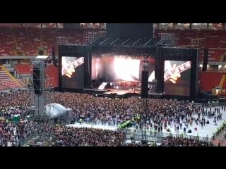 Guns N' Roses - Speak softly love (Godfather OST, Slash solo!)