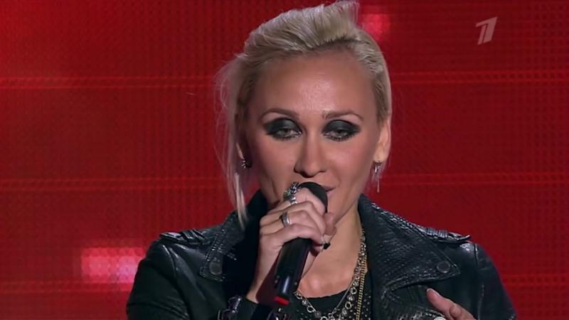Голос 3 - Ксана Сергиенко - Why