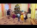 Новогодний утренник Ирочки Сашеньки и Ванечки Детский Сад 23 82 города Миасс 2017 2018