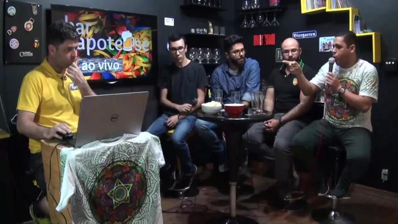 Bar Apoteose Ao Vivo - Marquinho Marino