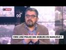 Témoignade édifiant de Mohamed Sifaoui sur @CNEWS qui confirme la présence dune milice islamiste à Paris