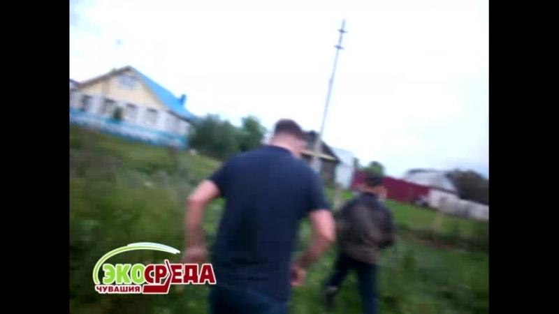В деревне Эндимиркасы Чебоксарского района проблема на проблеме