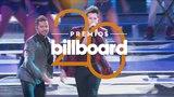 """David Bisbal y Sebastián Yatra cantan """"A Partir de Hoy"""" en los Premios Billboard 2018"""
