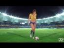 Zafira viva Brazil Голый спорт Футбол