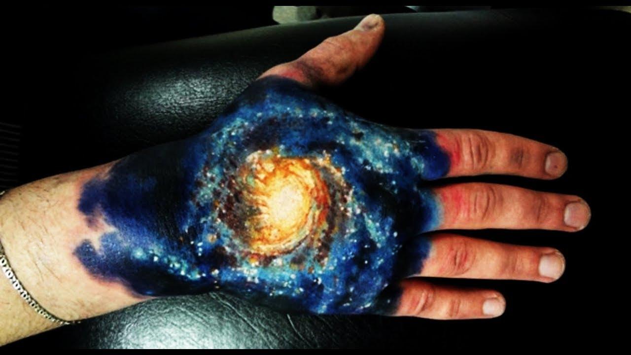 DJCAyZDyFTo - Вред от татуировки