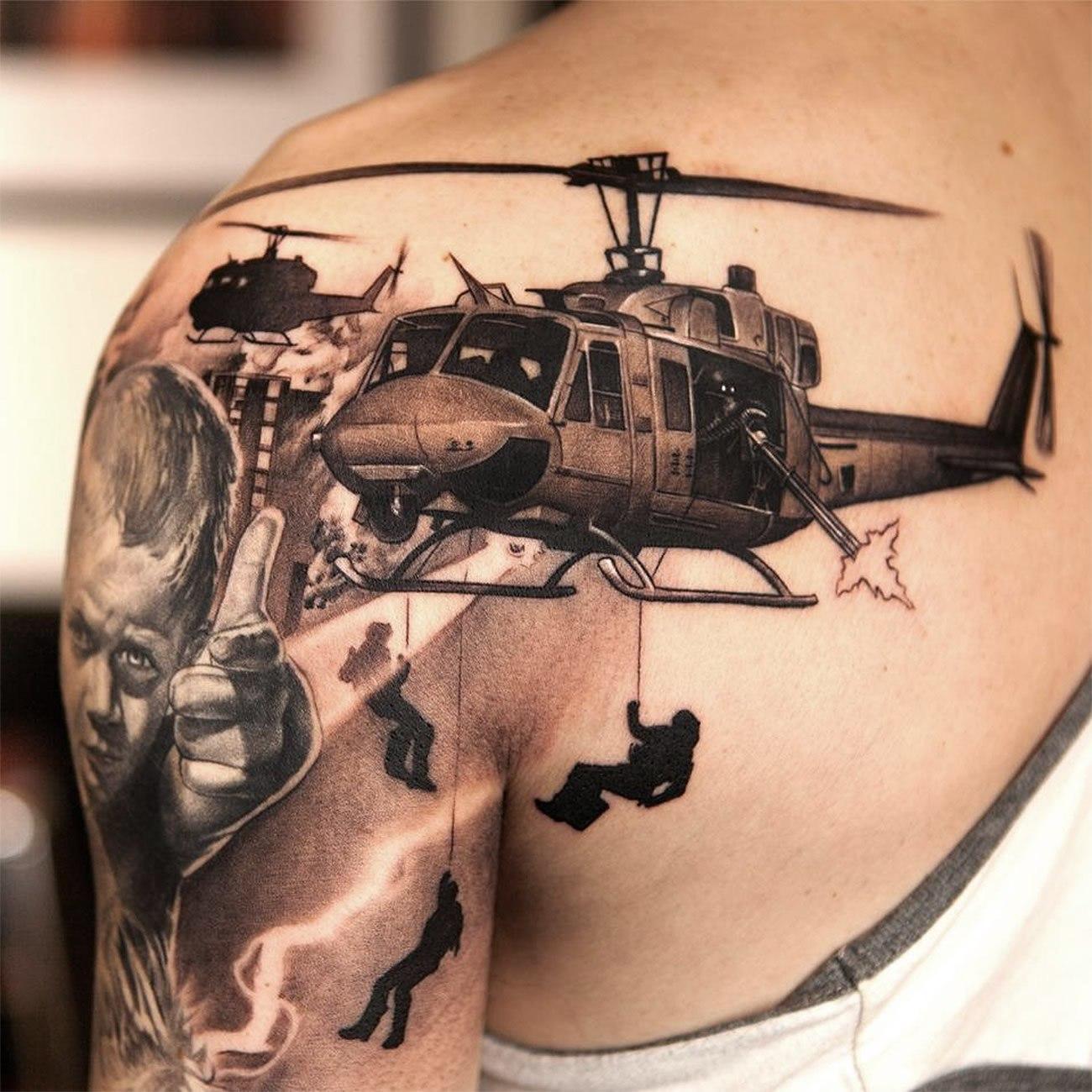 k6C0Mp7ghiQ - Вред от татуировки
