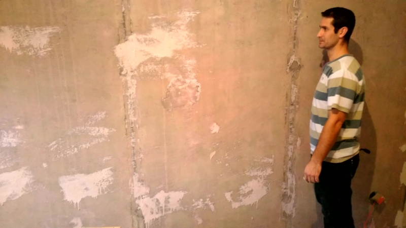 Технология оштукатуривание стен Краснодар
