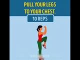 8 упражнений для красивых форм