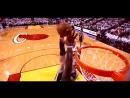Lebron James Block splitter l NBA Finals 2013 l Game 2