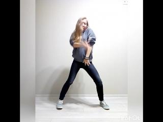 Nadya S Booty dance :-)