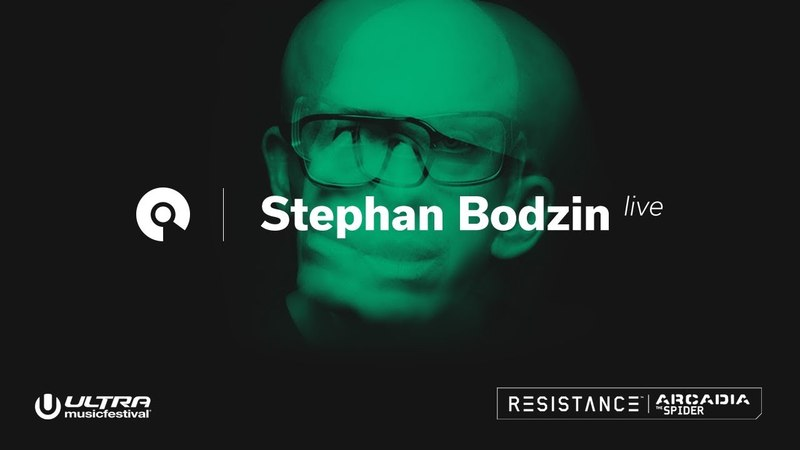 Stephan Bodzin (Live) @ Ultra 2018: Resistance Arcadia Spider - Day 2 (BE-