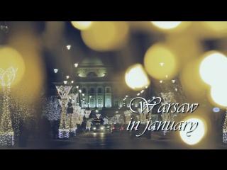 Warsaw in January 2018 (©Piękny Kadr by dmalihin)