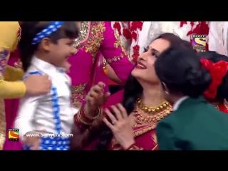 Super Dancer - Chapter 2 _ Rekha Makes The Judges Dance On Her Song _ Best Momen