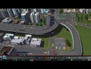 Sergio Funtast Cities Skylines Автострада через город. Разгружаем пробки 22