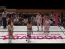 JAN (Jungle Kyona, Kaori Yoneyama Natsuko Tora) vs. Saki Kashima, Shiki Shibusawa Tam Nakano