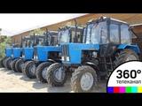 В Сергиево-Посадском районе прошли соревнования трактористов