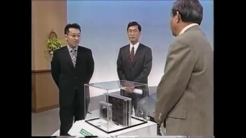 Работа электростатических фильтров Nissan Laurel C35