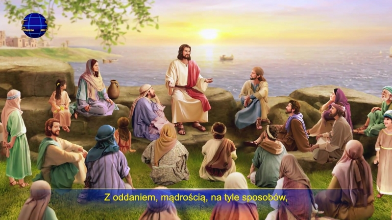 """Piosenka Chrześcijańska 2018 """"Doskonała Boża troska nad wszystkim"""" Bezinteresowna miłość Boga"""