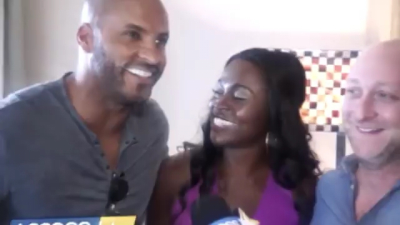 Casm vines Ricky Whittle man / Lincoln the 100